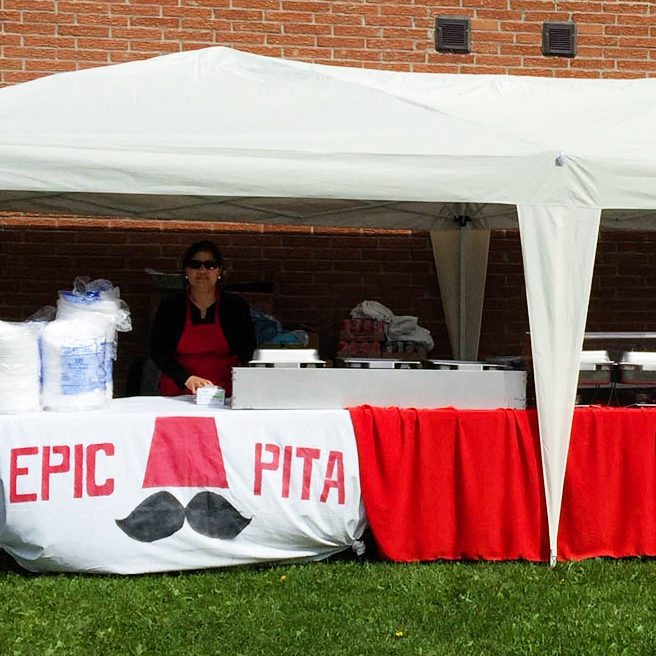 EPIC PITA CATERING BBQ EVENTS PARTYS BIRTHDAYS
